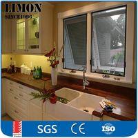 Windows Manufacturer Double Glazed Cheap Aluminum Awning Window