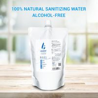 [Sanitizer] AQUAHEART 1L Refill Pack (Sister product of AQUAINT)