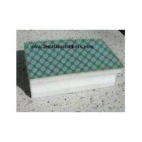 Lapidary Electroplated Diamond Dot Hand Pads