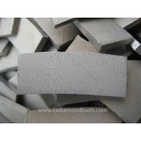 customizable diamond segment cutting travertine limestone segment for diamond saw blade cutting bloc