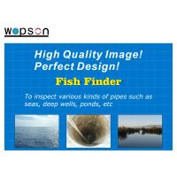 WOPSON 360 rotation camera underwater camera 50m fishing camera thumbnail image
