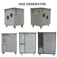 HHO engine car carbon cleaning machine