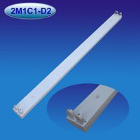 2x4ft double led tube light fixture led fixture fluorescent lamp fixture