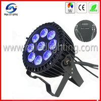 IP65 LED PAR Can RGBWA+UV 6in1 LED thumbnail image