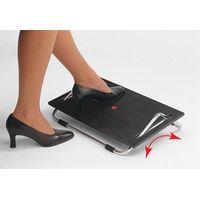 Ergonomic adjustable footrest thumbnail image