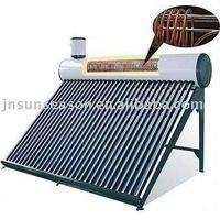 sunseason heat exchanger solar water heater