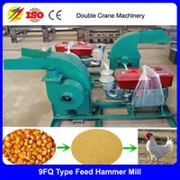 9FQ4020 small corn hammer mill hot sale thumbnail image