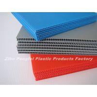 Washable PP Corrugated Plastic Sheet, PP Corrugated Board thumbnail image