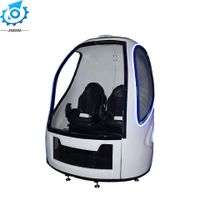 Amusement park rides VR luxury capsule simulator vr roller coaster thumbnail image