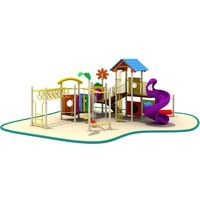 2013 Children or kids outdoor playground slide for sale with high quality