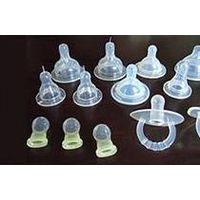 Feeding nipple molds