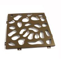 decorative aluminum perforated sheet manufacturer thumbnail image