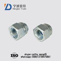 Hydraulic parts adaptors
