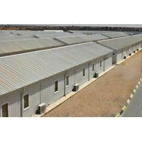 Flat Pack Container House For Dining Hall thumbnail image