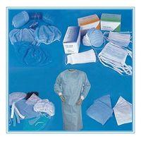 Disposable medical grade nonwoven fabric formattress cover/bed sheet/pillowcase