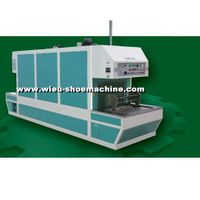 Xx0476 Channel Type Vacuum Vulcanizer-shoe moulding machine