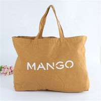 Custom Jumbo Cotton Tote Bag,Custom Cotton Tote Bag Wholesale thumbnail image
