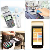 handheld android 5.0 inch pos terminal for retail chain-AUTOID DJ V60