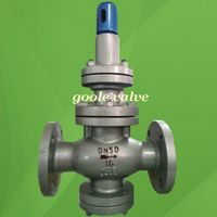 Y43H Pilot piston type steam pressure reducing valve
