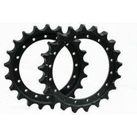 sprockets undercarriage parts for excavator