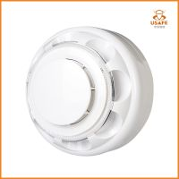 Optical Smoke and Heat Detector for Conventional Fire Alarm System YA-SH818 thumbnail image