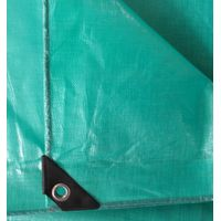 100% virgin Green/green PE tarpaulin,best for truck cover