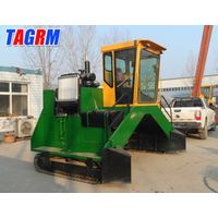 M3200II city waste processing solid waste compost turning machine thumbnail image