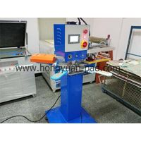 high speed rotary anti slip socks screen printing machine
