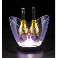8L Boat Shape LED Ice BucketLED Ice Bucketbeer ice bucket for sale champagne ice bucket thumbnail image