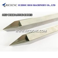 High Speed Steels V Cutter HSS Woodturning CNC Lathe Knife Turning Tools thumbnail image