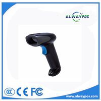 High quality 1D Wired Handheld laser Barcode Scanner&Reader
