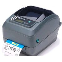 Zebra GX420t(203dpi) Barcode Printer thermal printer thumbnail image