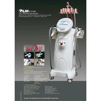 Super slim! 3 in 1 cryolipolysis machine & velashape machine & laser lipo machine