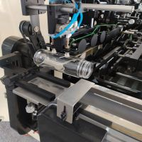 Automatic intelligent three-color screen printing machine for plastic, glass bottle, bottle cap thumbnail image