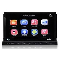 New Android Car Pad with 3G, WIFI, DVD, GPS, SD, USB, iPod, bluetooth, rear view camera, steering wh