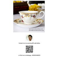 Aynsley Bone China Tea Cup Porcelain Factory Direct Supply Contact Now