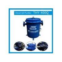 Large Diesel Fuel oil Filtering Machine