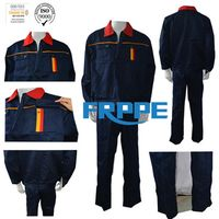 Ysetex flame retardant protective suits/fr safety workwear