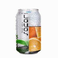 Gasaco Brand SAFARI- HQ Pineapple Juice with Aloe Vera drink