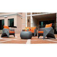 rattan outdoor furniture sofa / garden furniture