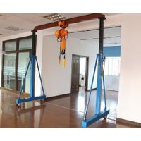 KOIO Portable Mobile Gantry Crane With Best Price