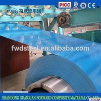 High quality prepainted galvanized steel coils, PPGI steel coils thumbnail image