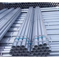 High quality Hot dip galvanized steel pipe in China.
