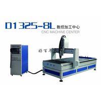 D1325-8L Hot sale CE Atc tool change wood cnc router woodworking machine thumbnail image