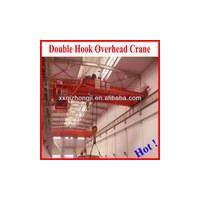 China National Standard Double Beam Bridge Crane