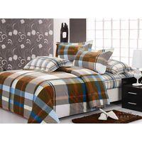 printed cotton bed sheet set thumbnail image