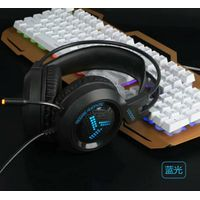 New private mold 3.5mm plug stereo surround sound gaming headphone with OEM&ODM thumbnail image