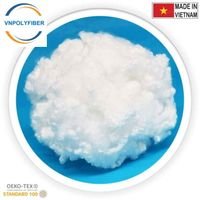 Virgin 7D 15D Polyester Fiber for Pillow, Comforter and Quilting thumbnail image