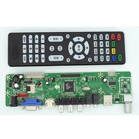 V59 LCD TV Controller Board LA.MV9.P with USB for Playing Movies Pictures