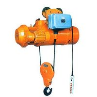MD Model Wire Rope Electric Hoist